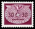 Generalgouvernement 1940 D22 Dienstmarke.jpg