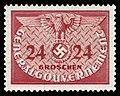 Generalgouvernement 1940 D6 Dienstmarke.jpg