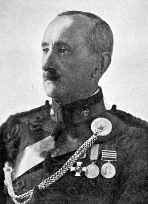 George Farrar - Sir George Herbert Farrar