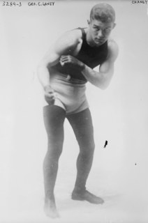 George Chaney American boxer