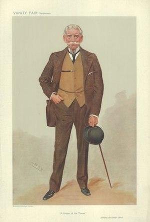 George Luck - Sir George Luck