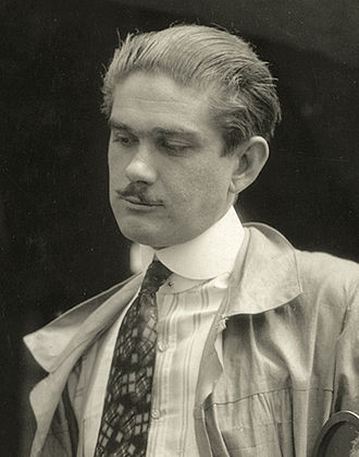 George Hill (director) - Image: George W Hill 1917