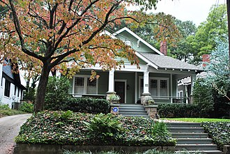 Candler Park - Image: Georgia 20131016 103 Candler Park Historic District