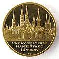 Germany Goldeuro 2007 Luebeck Motivseite IMG 2588.jpg