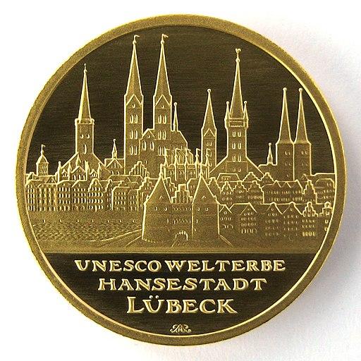 Germany Goldeuro 2007 Luebeck Motivseite IMG 2588