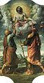 Gesù in gloria consegna le chiavi a Pietro e il libro della dottrina a Paolo.jpg