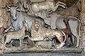 Giardino di castello, grotta degli animali o del diluvio, vasca centrale 04 toro, capra, leone, ariete, capriolo di antonio lorenzi, francesco ferrucci del tadda e altri, 1555-57 ca.jpg