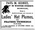 Gidney WinterSt BostonDirectory 1868.png