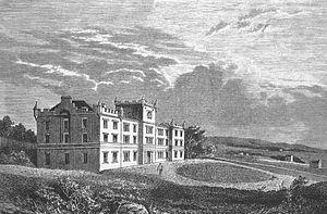 James Gillespie (philanthropist) - Image: Gillespie's Hospital, Edinburgh
