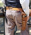 Gillman Ranch, Re-enactors, Gunman 5-2-12 (7415686602).jpg