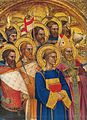 Giovanni da Milano. Choir of Martyrs, Ognissanti Polyptych.jpg