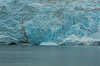 glacier in Alaska, United States