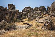 Gobustan State Historical-Artistic Reserve, the Azerbaijan Republic.jpg