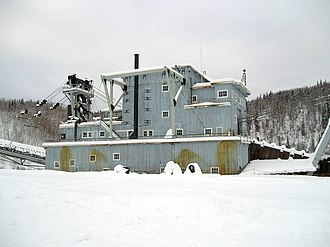 Dawson City - Dredge No. 4