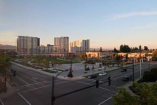 Golden Village, Richmond Neighbourhood in Richmond, British Columbia, Canada