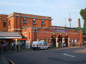 Image illustrative de l'article Golders Green (métro de Londres)