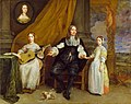 Gonzales Coques - A Gentleman with His Two Daughters.jpg