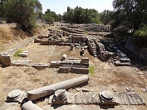 Tempel der ägyptischen Götter (Gortyn) – Wikipedia