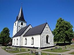 Godtblanding kirke