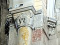 Gournay-en-Bray (76), collégiale St-Hildevert, doubleau entre croisée et nef, chapiteaux côté sud-ouest.jpg