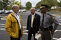Governor Wolf and PEMA Director Rick Flinn Give Briefing on Hurricane Joaquin (21858237492).jpg