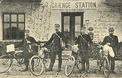 Come arrivare a Grænge Station con i mezzi pubblici - Informazioni sul luogo