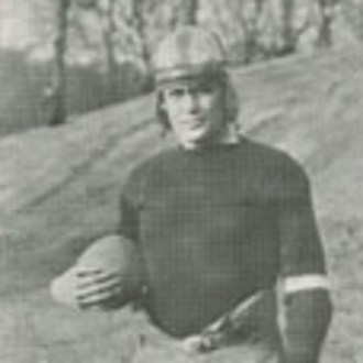 1916 College Football All-Southern Team - Graham Vowell of Tennessee was the lone unanimous selection of 1916.