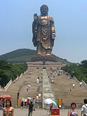 Grand Buddha at Ling Shan(99 Steps).jpg