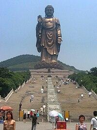Grand Buddha at Ling Shan(99 Steps).jpg