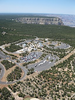 Grand Canyon- Visitor Center Parking 028 (5972581264)
