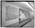 """Grand Forks Air Force Base Painted Murals, Building 306, Steen Boulevard and """"G"""" Street, Grand Forks, Grand Forks County, ND HAER ND-13-A-1.tif"""