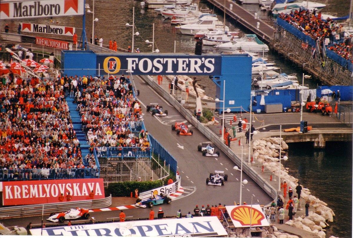 Circuito Valencia F1 : Circuito urbano de carreras wikipedia la enciclopedia libre