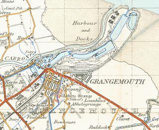 Grangemouth,  Schottland, Vereinigtes Königreich