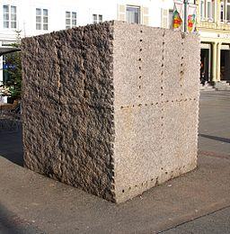 Granit Rosa Porrino von Ulrich Rueckriem in Loerrach