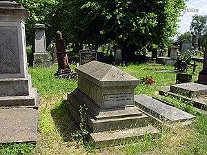 Dwarkanath Tagore - Grave of Dwarkanath Tagore in London.