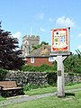 Great Chart Village Sign - geograph.org.uk - 529940.jpg