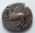 Greece, 4th century BC - Corinthian Stater- Pegasus (obverse) - 1917.978.a - Cleveland Museum of Art.jpg