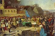Greek volunteers in Sevastopol 1854