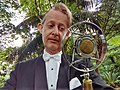 Greg Poppleton 1920s 30s singer and vintage mic.jpg