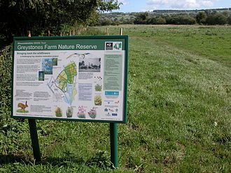 Gloucestershire Wildlife Trust - Greystones Farm nature reserve (including Salmonsbury Meadows SSSI)