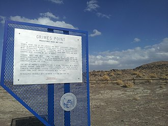 Grimes Point - Grimes Point, Nevada