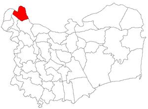 Grindu, Tulcea - Image: Grindu jud Tulcea
