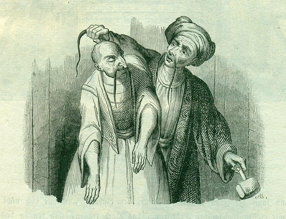 Gross F, 109. Nacht, 1001 Nacht, Bd 1, 1838