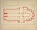 Groundplan of the Church of Saint John in 's-Hertogenbosch MET DP828164.jpg