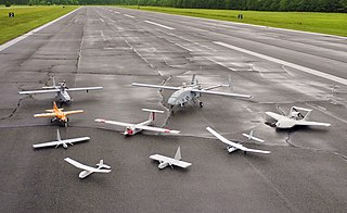 UAVs in the U.S. military