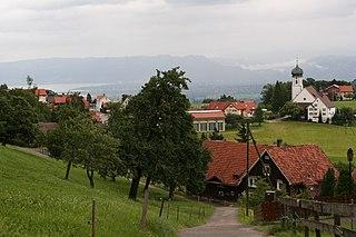 Eggersriet Place in St. Gallen, Switzerland