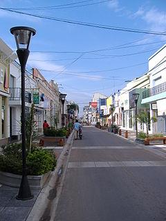 City in Entre Ríos, Argentina