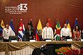 Guayaquil, Inauguración de XII Cumbre de Presidentes ALBA - TCP a cargo del señor Presidente de la República del Ecuador, Rafael Correa Delgado (9401357199).jpg