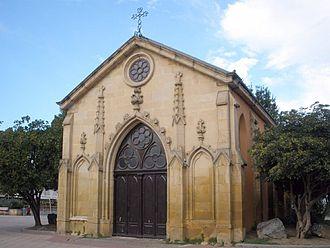 Getxo - Saint Anne's Chapel.