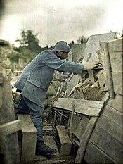 Haut-Rhin, France, 1917